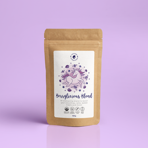 UNICORN SUPERFOODS - BLENDS - BERRYLICIOUS BLEND