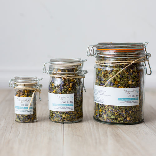 ORGANICS FOR LILY - CALM ME TEA