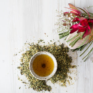 ORGANICS FOR LILY - COLD & FLU TEA