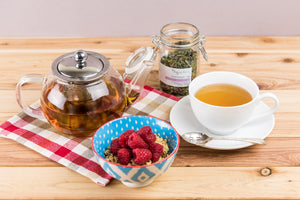 ORGANICS FOR LILY - REFRESH ME TEA