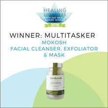 Load image into Gallery viewer, MOKOSH - FACIAL CLEANSER, EXFOLIANT & MASK