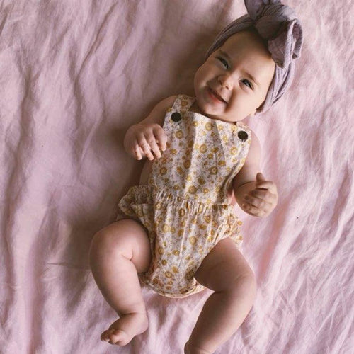 OAK MEADOW KIDS - MAISY COTTON ROMPER