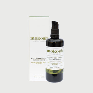 MOKOSH - MAKEUP REMOVER & CLEANSING OIL