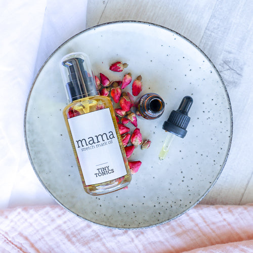 TINY TONICS - MAMA STRETCH MARK OIL