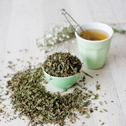 ORGANICS FOR LILY - PEPPERMINT TEA