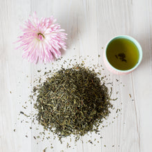 Load image into Gallery viewer, ORGANICS FOR LILY - SENCHA GREEN TEA