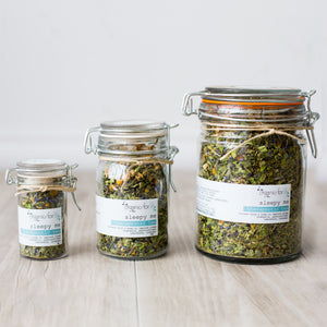 ORGANICS FOR LILY - SLEEPY ME TEA