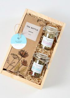 ORGANICS FOR LILY - TEA TRAVELLER PACK