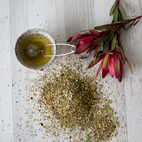 ORGANICS FOR LILY - THROAT SOOTHING TEA