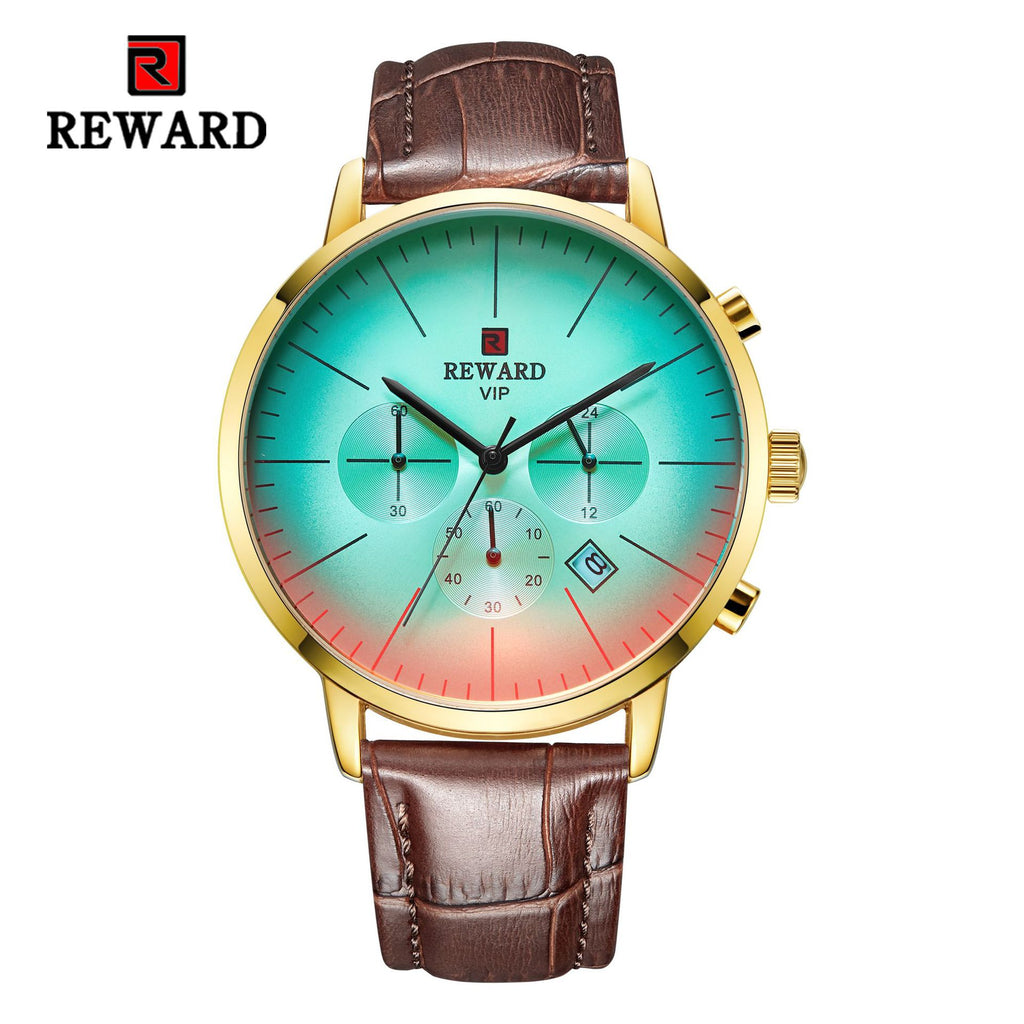 (Limited time offer)2019 new color changing sports quartz men's watch