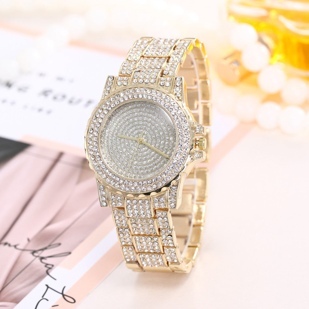 (sell at a low price) 2019 diamond-studded starry watch