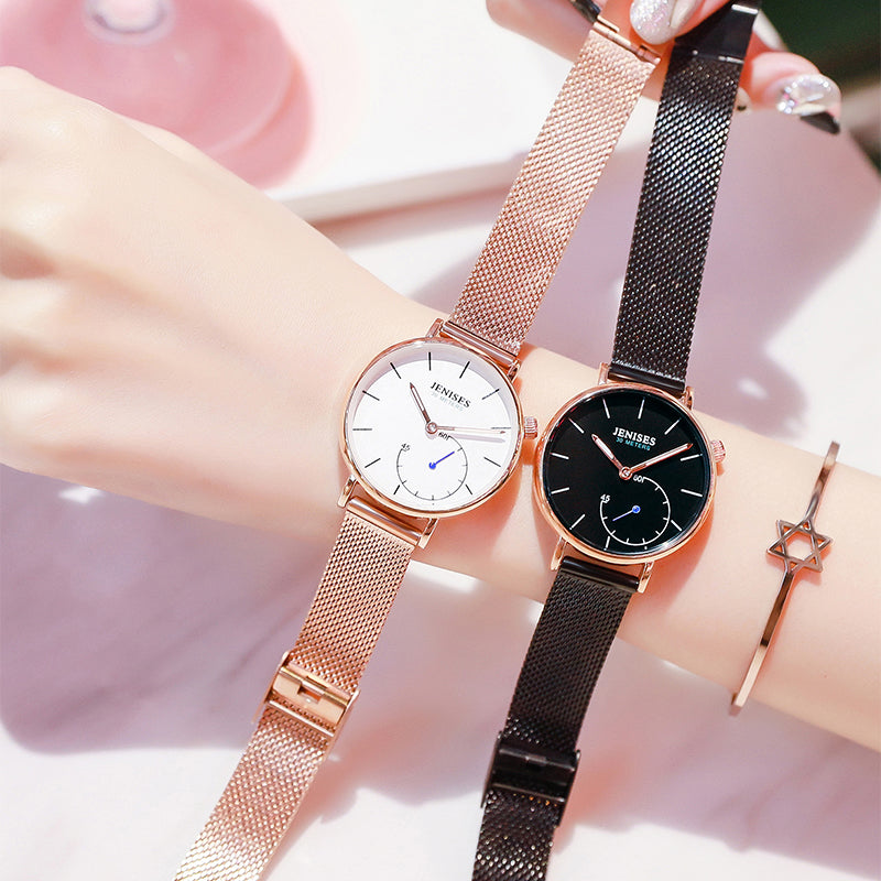 (Limited time offer)Douyin Trend Women's Simple Luminous Quartz Watch