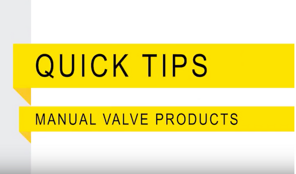 Quick Tips for Manual Valve Products from Banjo Corporation | Mid-South Ag. Equipment