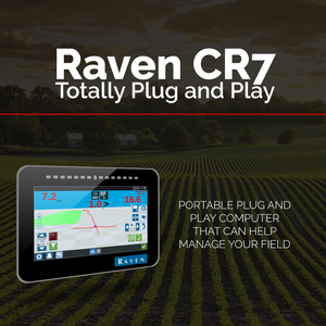 The Raven CR7 is Totally Plug & Play