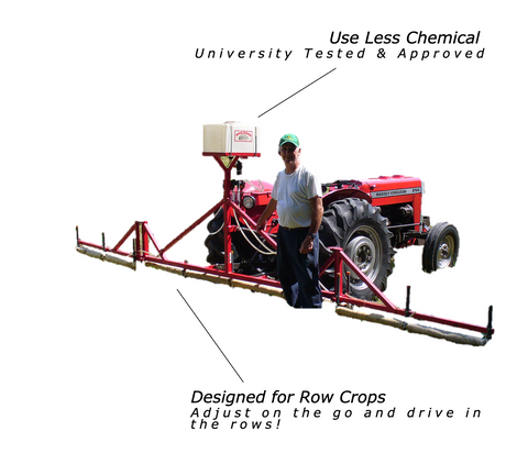 3 point hitch weed wiper kit - shop.midsouthag.com