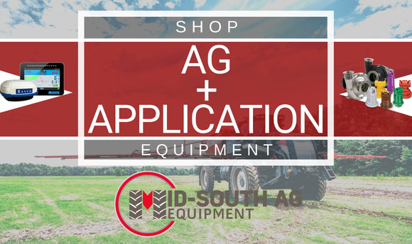 Shop Agriculture and application equipment from Mid-South Ag. Equipment