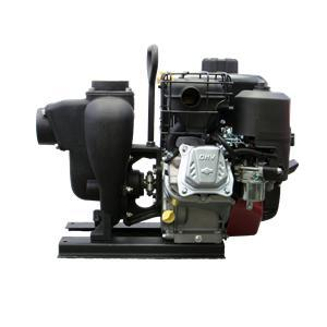 "Banjo 222PIH5E - 2"" Cast Iron Pump with 5.5 HP Honda Engine with Electric Start-BANJO-Mid-South Ag. Equipment"