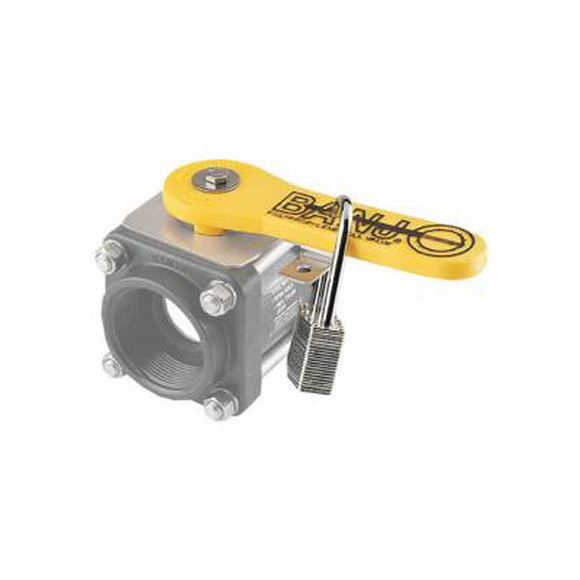 Banjo Ball Valve Locking Device-Mid-South Ag. Equipment