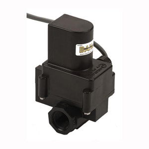 "Banjo LEV038 - 3/8"" Full Port Electric Valve with 300 Max PSI, 3/8"" Pipe Size & 3/8"" Opening Thru Ball-Mid-South Ag. Equipment"