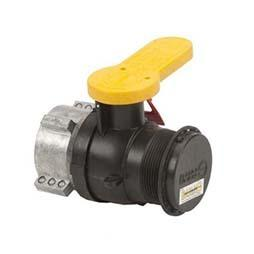 Banjo W230239 - IBC Spin Weld Ball Valve-Mid-South Ag. Equipment