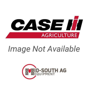 "Case IH Logo and Mid-South Ag. Equipment Logo, with the text ""image not available"" between them. 