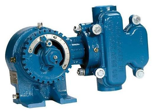 CDS-John Blue - Piston Pump - NGP-7055 Series - single piston double acting - 34.2 GPM - 120 PSI rated pressure-Mid-South Ag. Equipment