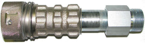 "Continental A-577-B-LC - NH3 Locking Collar Safety Extension Coupling - 1"" MPT X 1-3/4"" Female ACME-Mid-South Ag. Equipment"