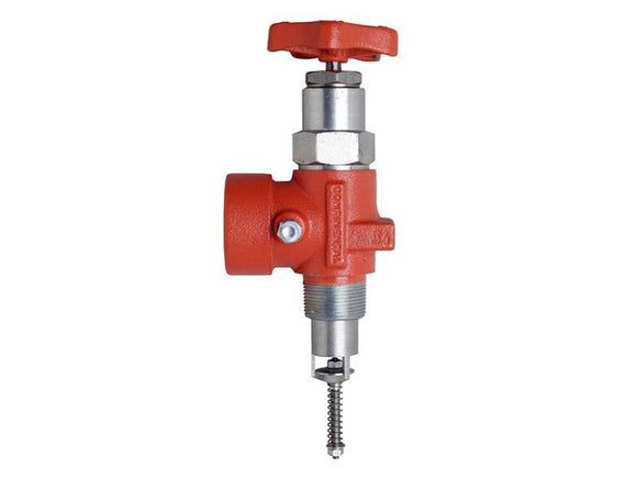 Continental NH3 - A-1406-F - NH3 High Flow Liquid Withdrawal Valve -1-1/4