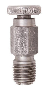 "Continental NH3 - A-411-S - 1/4"" Knurled Handle Bleeder Valve-Mid-South Ag. Equipment"