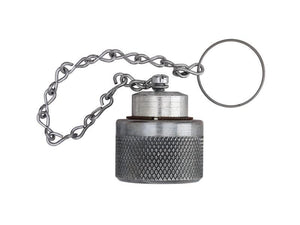 "Continental NH3 - A-529-C - ACME Dust Cap with Chain, Steel - 1-3/4"" ACME-Mid-South Ag. Equipment"