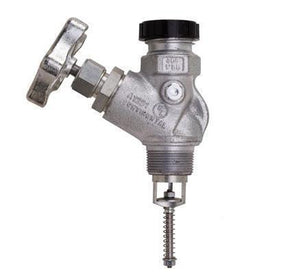 "Continental NH3 B-1201 (Formerly A-1201) - NH3 Fill/Vapor Valve -1-1/4"" MPT X 1-3/4"" ACME-Mid-South Ag. Equipment"