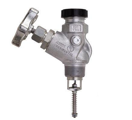 Continental NH3 B-1201 (Formerly A-1201) - NH3 Fill/Vapor Valve -1-1/4