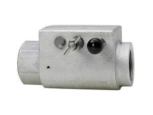 "Continental NH3 - Back Check Valve 1-1/4"" Full Port Swing Valve - 1-1/4"" FPT X 1-1/4"" FPT-Mid-South Ag. Equipment"