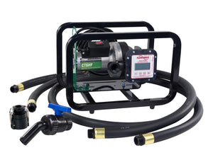 Flowserve CT6 - High Flow Caddy Pump System with Meter - EPDM Seals-Mid-South Ag. Equipment