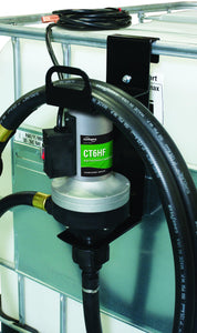 Flowserve CT6 - High Flow IBC Cage Hanging Pump System No Meter - EPDM Seals-Mid-South Ag. Equipment
