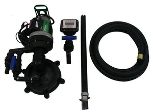 Flowserve CT6 - High Flow IBC Cage Hanging Pump/Meter System -CT6-4E5GA-000 EPDM Seals-Mid-South Ag. Equipment