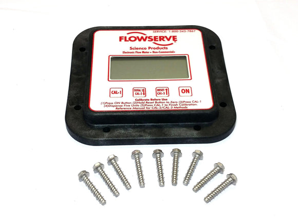 Flowserve Scienco SEM-10 KIT-1 Electronic Faceplate Repair Kit-Mid-South Ag. Equipment