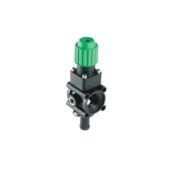 Hypro 463080N Manual Pressure Regulating ARAG Sprayer Control Valve-Mid-South Ag. Equipment