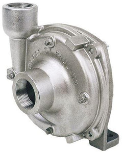 Hypro 9202S-R - StainlessSteel - Pedestal Mount - Centrifugal Pump, Clockwise Rotation-Mid-South Ag. Equipment