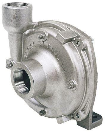 Hypro 9203S-R - StainlessSteel - Pedestal Mount - Centrifugal Pump, Clockwise Rotation-Mid-South Ag. Equipment
