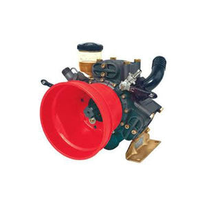 Hypro 9910-D813GRGI HIgh Pressure 3 Diaphragm Pump-Mid-South Ag. Equipment