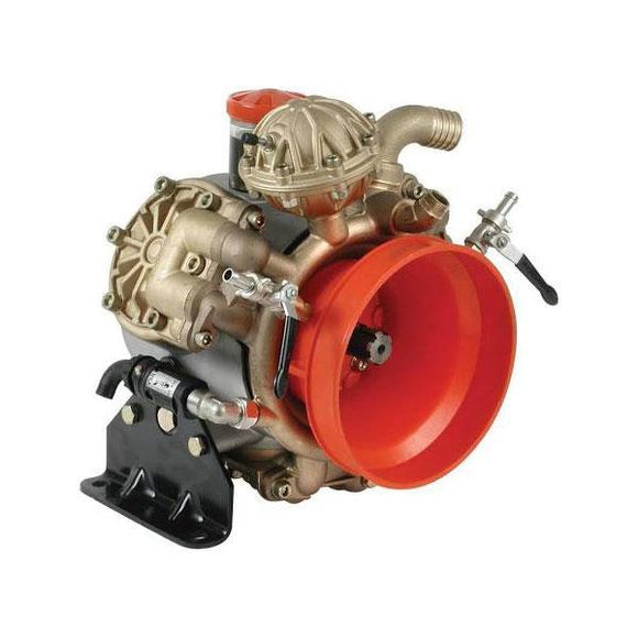 Hypro 9910-DBS140 HIgh Pressure 3 Diaphragm Pump-Mid-South Ag. Equipment
