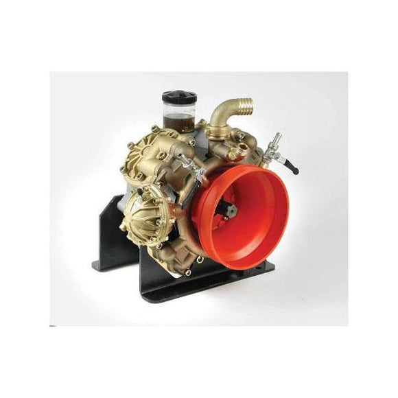 Hypro 9910-DBS160 HIgh Pressure 4 Diaphragm Pump-Mid-South Ag. Equipment