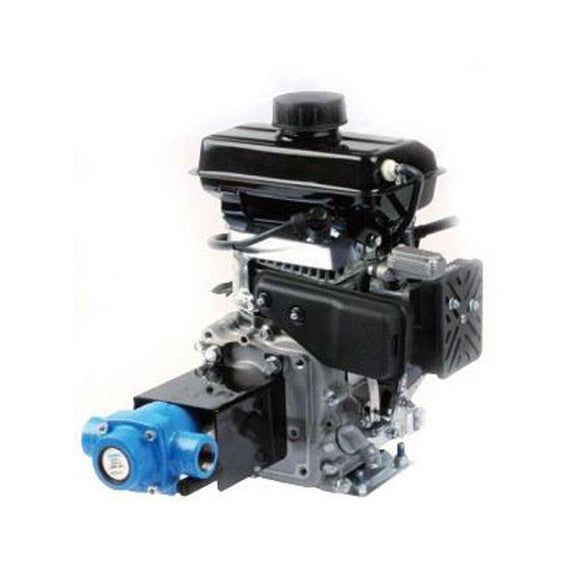 Hypro Cast Iron Gas Engine Driven Roller Pump with PowerPro 2.5 HP-Mid-South Ag. Equipment