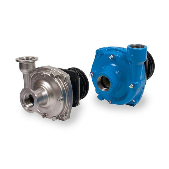 Hypro Pedestal Mount Clutch-Driven Cast Iron Centrifugal Pump - 9263CCR-Mid-South Ag. Equipment
