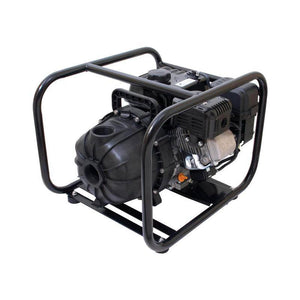 Hypro Polypropylene Gas Engine Driven Transfer Pump with frame-Mid-South Ag. Equipment
