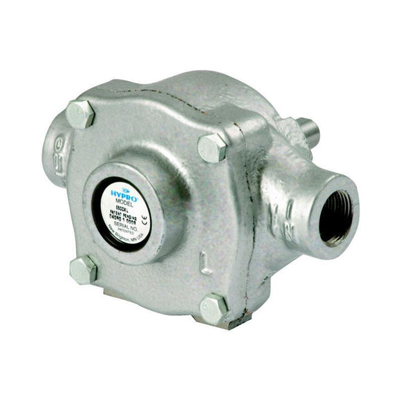 Hypro Silvercast Roller Pump with 5/8