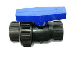 "Norwesco 60410 - 3/4"" Single Union Full Port Ball Valve-Mid-South Ag. Equipment"