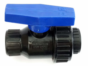 "Norwesco 60414 - 2"" Single Union Full Port Ball Valve-Mid-South Ag. Equipment"