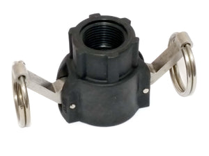 "Norwesco 61269 - 1-1/4"" Cam Lock Type ""D"" Coupler-Mid-South Ag. Equipment"